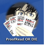 ProofRead OR DIE